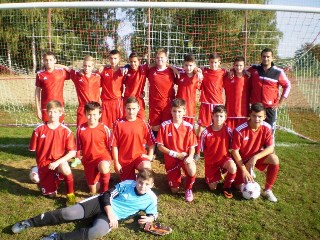 CSENGER FC U16